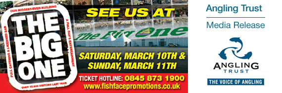 Meet The Angling Trust at The Big One